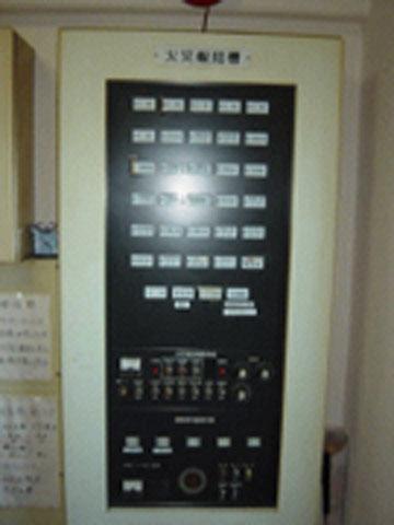 受信機の交換工事
