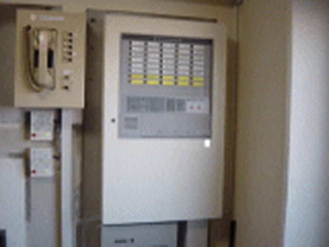 壁掛け型の受信機